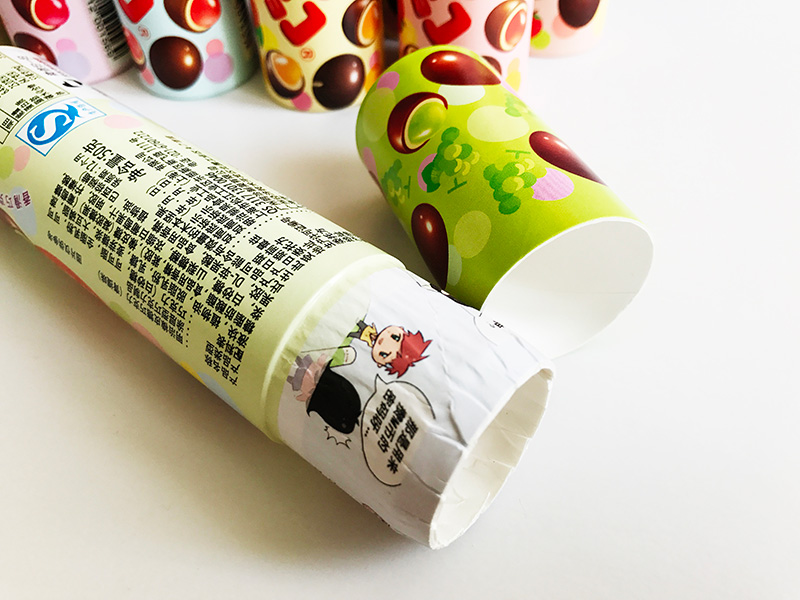 明治案例:军兴溢美纸罐定制