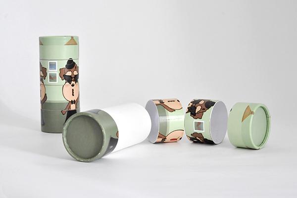 对于包装营销,纸罐也许是更好的选择