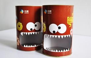 纸罐包装是由什么材料组成?