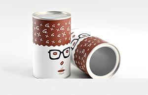 食品包装选用复合纸罐好不好?