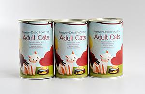 圆形纸罐在宠物粮食包装领域的应用