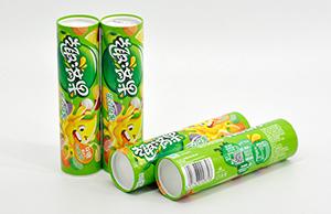 食品包装选择复合纸罐的必要性