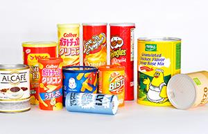 薯片罐是什么材质?全纸纸罐还是复合纸罐?