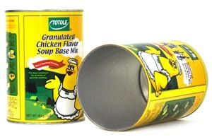 简述复合纸罐的结构以及选材
