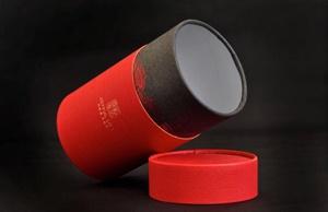 圆筒纸罐定做流程及注意事项