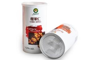 干果零食包装选择复合纸罐的必要性