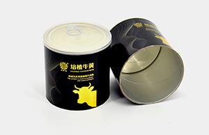 圆形纸筒包装简介及其功能
