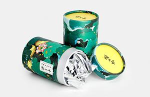 圆筒卷边纸罐包装的特点及性能