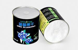 海苔使用纸罐包装可以防潮吗?