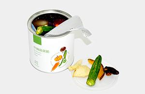 食品纸罐有防潮的效果吗?