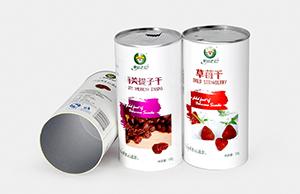 众多食品包装纷纷使用圆筒纸罐,这是为什么呢?