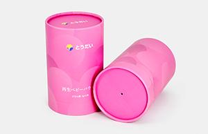 圆筒纸罐包装的几种常见类型