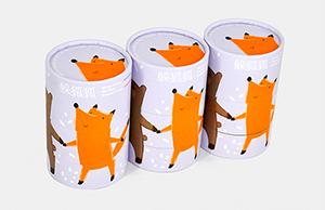 圆筒纸罐包装都有哪几种类型?