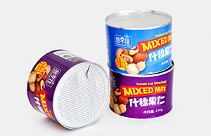 复合纸罐适用于哪些产品?