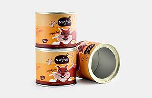 不同类型的纸罐包装具体有哪些不同?