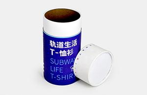 为什么更多的行业定制圆形纸筒包装?