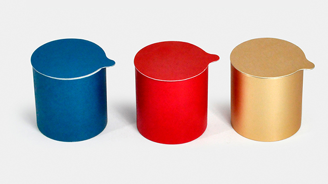 没想到茶叶纸筒包装罐,还有这么多样式