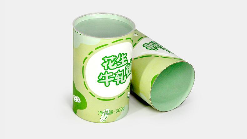 圆筒纸罐加工厂工艺流程介绍