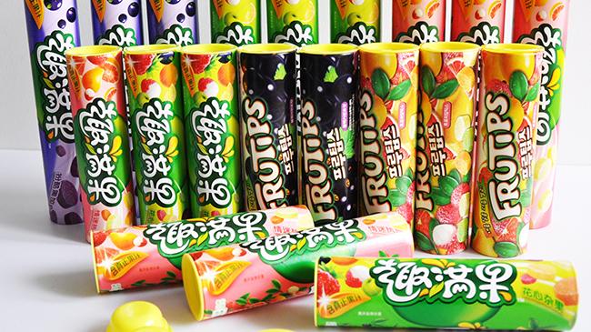 雀巢糖果纸罐