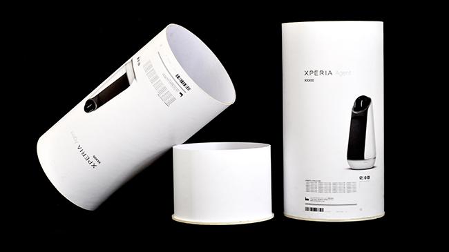 电子产品纸罐