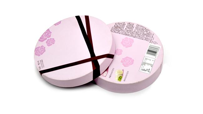 巧克力礼盒纸罐包装