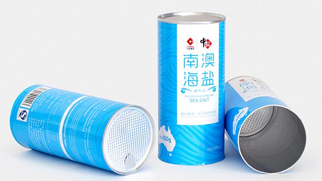 充氮密封纸罐