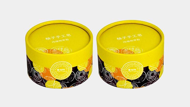 手工皂纸罐